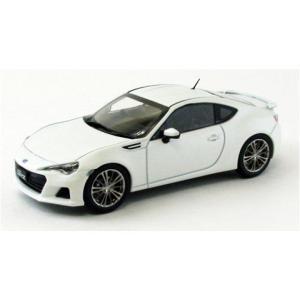 スバル BRZ 東京モーターショー 2011 ホワイト (1/43 エブロ44903)|v-toys