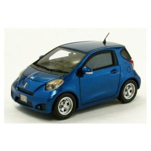 トヨタ IQ ブルー (1/43 エブロ44697)|v-toys