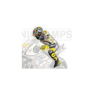フィギュア バレンティーノ・ロッシ ラグナ セカ MOTOGP 2010 (1/12 ミニチャンプス312100146)|v-toys