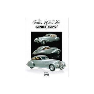 ミニチャンプス ミニカー 2013年 総合カタログ エディション2 (ミニチャンプスPMAC20132)|v-toys