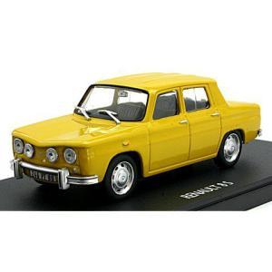 ルノー 8 S イエロー (1/43 エリゴール101532)|v-toys