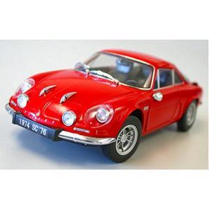 アルピーヌ ルノー A110 1600S レッド (1/18 京商KS08484R)|v-toys