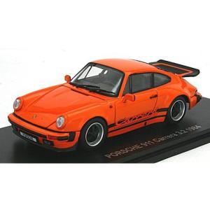ポルシェ 911 カレラ 3.2 オレンジ (1/43 京商KS05522P)|v-toys