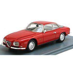 アルファロメオ 2600 スプリント ザガート 1967 レッド (1/43 ネオNEO45600)|v-toys