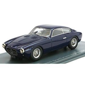 マセラティ A6G 2000 ザガート 1954 ダークブルー (1/43 ネオNEO45647)|v-toys