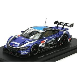 レイブリック NSX コンセプト-GT スーパーGT500 2014 No100 (1/43 エブロ45071)|v-toys