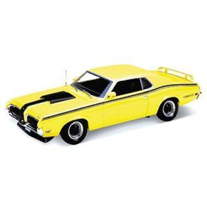 1970 フォード マーキュリー クーガー ELIMINATOR イエロー (1/18 ウエリーWE12520Y)|v-toys