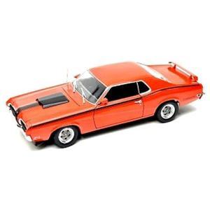 1970 フォード マーキュリー クーガー ELIMINATOR オレンジ (1/18 ウエリーWE12520OR) v-toys
