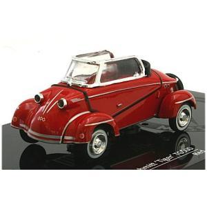 メッサーシュミット タイガー TG500 1958 レッド (1/43 ビテス29054) v-toys