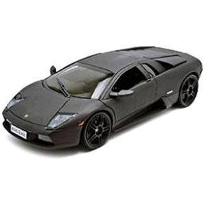 ランボルギーニ ムルシエラゴ 2003 マットブラック (1/18 ウエリーWE12517MBK)|v-toys