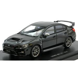 スバル WRX STI 2014 ブラック (1/43 エブロ45312)|v-toys