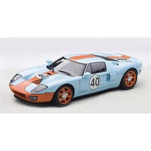 フォード GT ガルフ・カラー No40 (1/18 オートアート80513)|v-toys