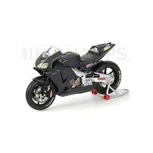 ホンダ RC211V V.ロッシ プレシーズン テストバイク 2002 (1/12 ミニチャンプス122027946)|v-toys