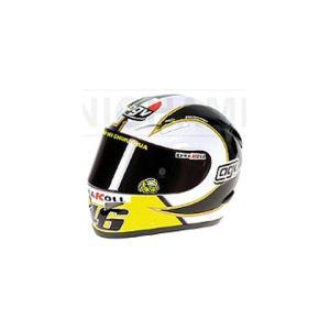 AGV ヘルメット V.ロッシ モトGP 2006 (1/2 ミニチャンプス327060046)|v-toys
