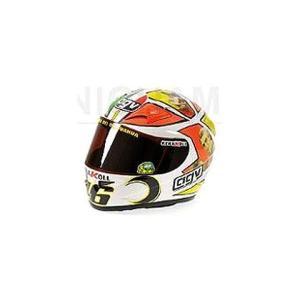AGV ヘルメット V.ロッシ モトGP ムジェロ 2006 (1/2 ミニチャンプス327060076)|v-toys