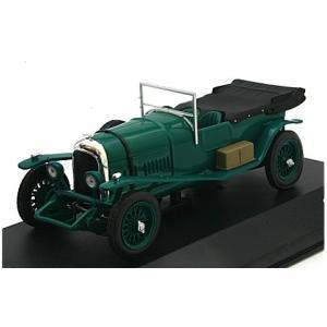 ベントレー 3L 2924 グリーン (1/43 ホワイトボックスWB171)|v-toys
