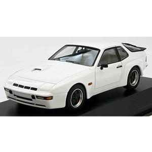 ポルシェ 924 GT 1981 ホワイト (1/43 ミニチャンプス940066121)|v-toys