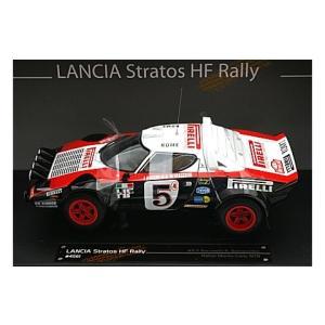 ランチア ストラトス HF 1978 モンテカルロラリー No5 (1/18 サンスター4561) v-toys