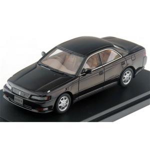 トヨタ マークII 2.5 グランデ G 1994 ダークブラウンマイカ (1/43 ハイストーリーHS170BR)|v-toys