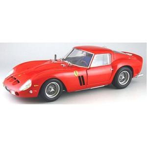 フェラーリ 250GTO レッド (1/18 京商KS08437R)|v-toys