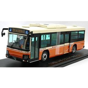 いすゞ エルガ 東武バス (1/43 グッドスマイルカンパニー 081)|v-toys