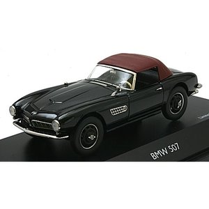 BMW 507 ブラック/レッド (1/43 シュコー450218000) v-toys