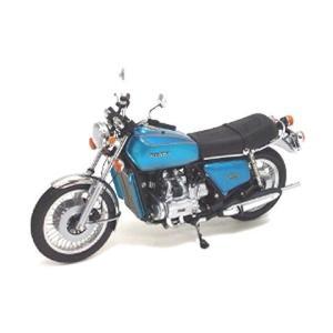 ホンダ ゴールドウイング GL 1000 K3 1975 ターコイズM (1/12 ミニチャンプス122161600)|v-toys