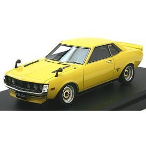 トヨタ セリカ (TA22) メッシュホイール イエロー (1/43 マーク43 PM4351CY)|v-toys