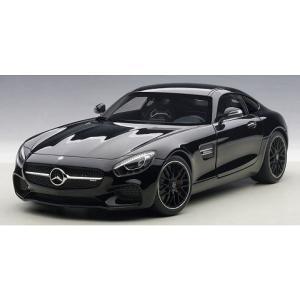 メルセデス AMG GT S ブラック (1/18 オートアート76313) v-toys