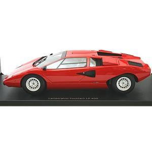 ランボルギーニ カウンタック LP400 レッド (1/18...