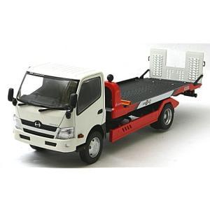 日野 極東 フラップトップ ゼロ II ホワイト (1/43 京商KS67391WS) v-toys