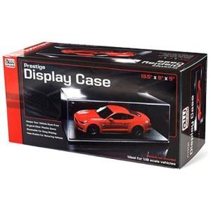 1/18用 PRESTIGE ディスプレイケース&ベース (プラ製) (1/18 アメリカンマッスルAWDC001)|v-toys