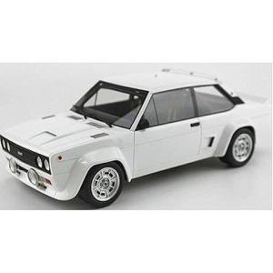 フィアット 131 アバルト 1977 ホワイト (1/18 トップマーケスTOP043A1W)|v-toys