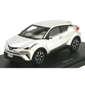 トヨタ C-HR メタルストリームM (1/43 エブロ45600)|v-toys