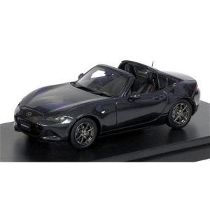 マツダ ロードスター RF 2016 ジェットブラックマイカ (1/43 ハイストーリーHS194BK)|v-toys