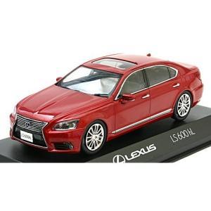 レクサス LS 600hL レッド (1/43 京商KS03647R)|v-toys