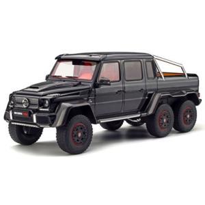 ブラバス 700 6×6 ブラック (1/18 GTスピリット GTS199) v-toys