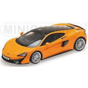 マクラーレン 570 GT オレンジ (1/43 ミニチャンプス537154521)|v-toys
