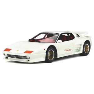 ケーニッヒ スペシャル 512 BBi ターボ ホワイト (1/18 GTスピリット GTS017KJ)|v-toys