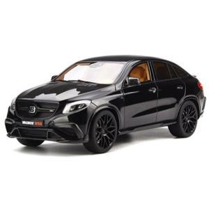 ブラバス GLE 850 ブラック (1/18 GTスピリット GTS193)|v-toys