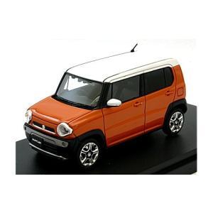 スズキ ハスラー X パッションオレンジ (1/43 マーク43 PM4388XP)|v-toys