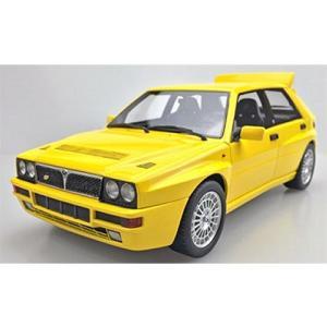 ランチア デルタ インテグラーレ エボルーション 1994 ジアライエロー (1/18 トップマーケスTOPLS034A)|v-toys