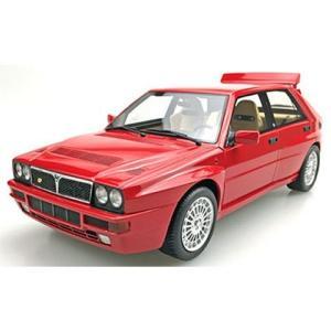 ランチア デルタ インテグラーレ エボルーション 1994 レッド (1/18 トップマーケスTOPLS034C)|v-toys