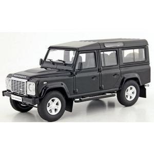 ランドローバー ディフェンダー 110 ブラック (1/43 オルモストリアルAL410303)|v-toys