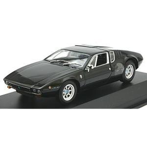 デトマソ マングスタ 1967 ブラック (1/43 ミニチャンプス940127121) v-toys