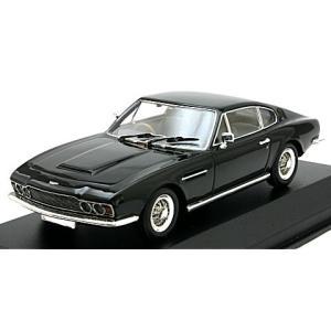 アストンマーチン DBS 1967 ブラック (1/43 ミニチャンプス940137601)|v-toys