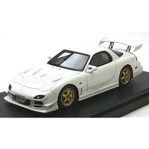マツダ RX-7 マツダスピード R-SPEC 2000 ピュアホワイト (1/43 ハイストーリーHS205WH)|v-toys