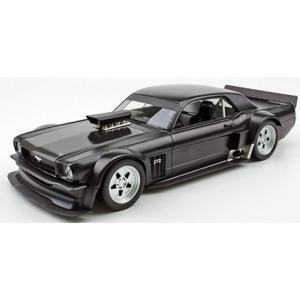 フォード マスタング 1965 フーニガン ブラックバージョン (1/18 トップマーケスTOP048C)|v-toys