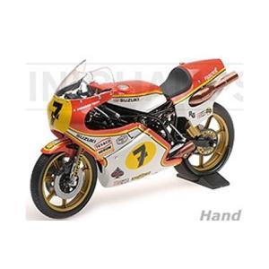 スズキ RG 500 バリー・.シーン GP 500 1977 ワールドチャンピオン (1/12 ミニチャンプス122770007) v-toys