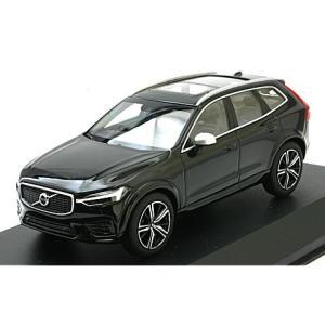 ボルボ XC60 ブラック (1/43 京商KS03672BK)|v-toys